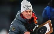 Gerald Hönig ist Bundestrainer der deutschen Biathlon-Damen