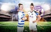 Der MSV Duisburg und die SGS Essen eröffnen die Saison der Allianz Frauen-Bundesliga