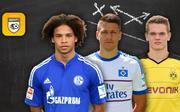 Matthias Ginter (r.) wechselte vom SC Freiburg zu Borussia Dortmund