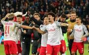 RB Salzburg ist zum zwölften Mals österreichischer Meister
