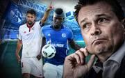 Christian Heidel erfindet den FC Schalke 04 neu - unter anderem mit Coke und Breel Embolo