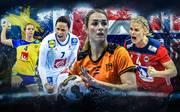 Schweden, Frankreich, die Niederlande und Norwegen kämpfen bei der Handball-WM um den Titel