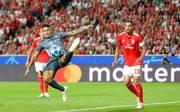 James Rodriguez gegen Benfica Lissabon