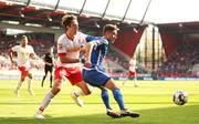SSV Jahn Regensburg v SV Darmstadt 98 - Second Bundesliga