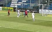 Kai Havertz erzielte das entscheidende Tor für Bayer Leverkusen