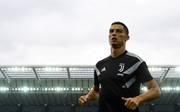 Cristiano Ronaldo steht seit Sommer bei Juventus Turin unter Vertrag