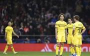 Die Akteure von Borussia Dortmund waren nach der Niederlage bei Atletico selbstkritisch