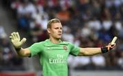 Bernd Leno kam bisher noch in keinem Pflichtspiel für den FC Arsenal zum Einsatz