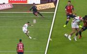 Lille OSC - Olympique Lyon (2:2) Tore und Highlights im Video | Ligue 1