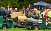 US Open: Golf-Cart verletzt fünf Personen an Tag 2 in Pebble Beach