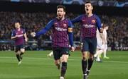 Lionel Messi erzielte für den FC Barcelona gegen Manchester United einen Doppelpack