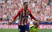 Fernando Torres' Vertrag bei Atletico Madrid lief nach der Saison aus