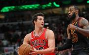 Paul Zipser kam 2016 zu den Chicago Bulls