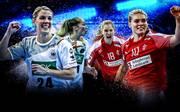 Gegen das Team aus Dänemark geht es für die deutschen Damen im Achtelfinale um Alles