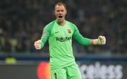 Marc-Andre ter Stegen steht seit 2014 beim FC Barcelona unter Vertrag