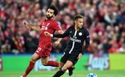 Mo Salah (l.) könnte im Achtelfinale mit Liverpool auf den BVB treffen, Neymars PSG ist möglicher Schalke-Gegner