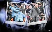 Pep Guardiola ereilte mit Manchester City gegen die Tottenham Hotspur ein dramatisches Aus