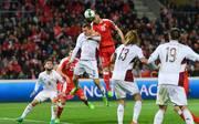 Schweiz, Lettland, WM-Qualifikation, Josip Drmic