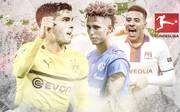 Rekordtransfers der Bundesliga mit Pulisic, Kehrer, Tolisso