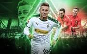 Borussia Mönchengladbach, Thorgan Hazard, Bundesliga