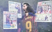 Lionel Messi war auch gegen Liverpool der gefeierte Mann