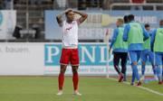 Fortuna Köln hat eine Heimklatsche gegen Wehen-Wiesbaden kassiert