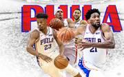 Die Philadelpia 76ers haben auf dem ihrem Kader mächtig aufgerüstet