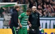 Werder Bremen, SV Darmstadt 98, Bundesliga, verletzt