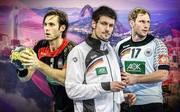 DHB-Team, Olympia, Rio, Uwe Gensheimer, Steffen Weinhold, Andreas Wolff