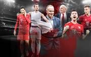 Der FC Bayern liegt nach dem 11. Spieltag mit sieben Punkten Rückstand auf den BVB auf Platz fünf