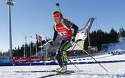 Laura Dahlmeier holte in Pyeongchang zwei Goldmedaillen