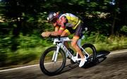 Nils Frommhold stürzte auf dem Fahrrad