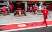 Sebastian Vettel hatte beim Ungarn-GP keine Chance auf den Sieg