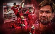 Presse schwärmt nach FC Liverpool - AS Rom in Champions League von Klopp und Salah
