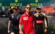Das Rüpel-Ranking der Formel 1 mit Verstappen, Vettel & Co.