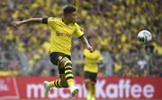 Jadon Sancho hat noch einen Vertrag beim BVB bis 2022 - doch die Interessenten stehen Schlange