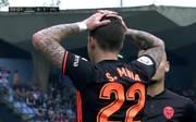 La Liga: Celta Vigo und Valencia trennen sich unentschieden