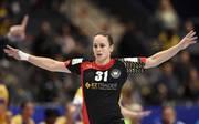 Die deutschen Handballerinnen siegen gegen die Türkei klar und deutlich