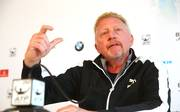 Tennis: Boris Becker dementiert Bericht über Trainer-Job bei Halep