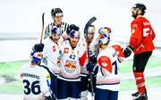 CHL: EHC Red Bull München trotz Final-Pleite mit Stolz
