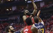 NBA-Playoffs: Harden und Houston Rockets schlagen Utah Jazz erneut