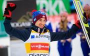 Skifliegen: Kamil Stoch feierte in der Saison 2017/18 einen Erfolg nach dem anderen
