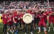 Playoffs und Punkteteilung: Liga-Revolution in Österreich