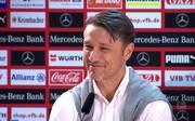 FC Bayern: Niko Kovac freut sich für Leon Goretzka nach Tor gegen Stuttgart
