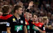 Die deutschen Handballer haben einen neuen Schlachtruf