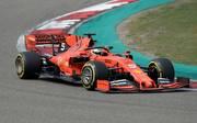 Am Samstag war Sebastian Vettel abgeschlagen. Wie stark ist er am Sonntag?