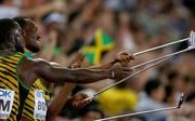 Usain Bolt Selfie-Sticks