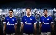 Schalke 04 - das neue Trikot der Bundesliga-Saison 2018/19