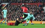 Premier League: Manchester United - FC Arsenal 2:2 - Liverpool dreht Spiel