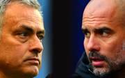Jose Mourinho und Pep Guardiola sind nicht immer einer Meinung